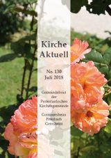 Gemeindebrief Juli 2018