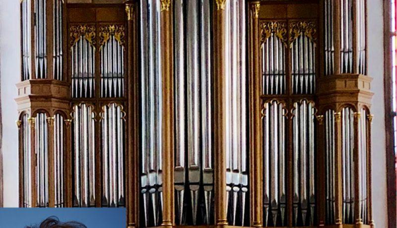 Sabine und Orgel
