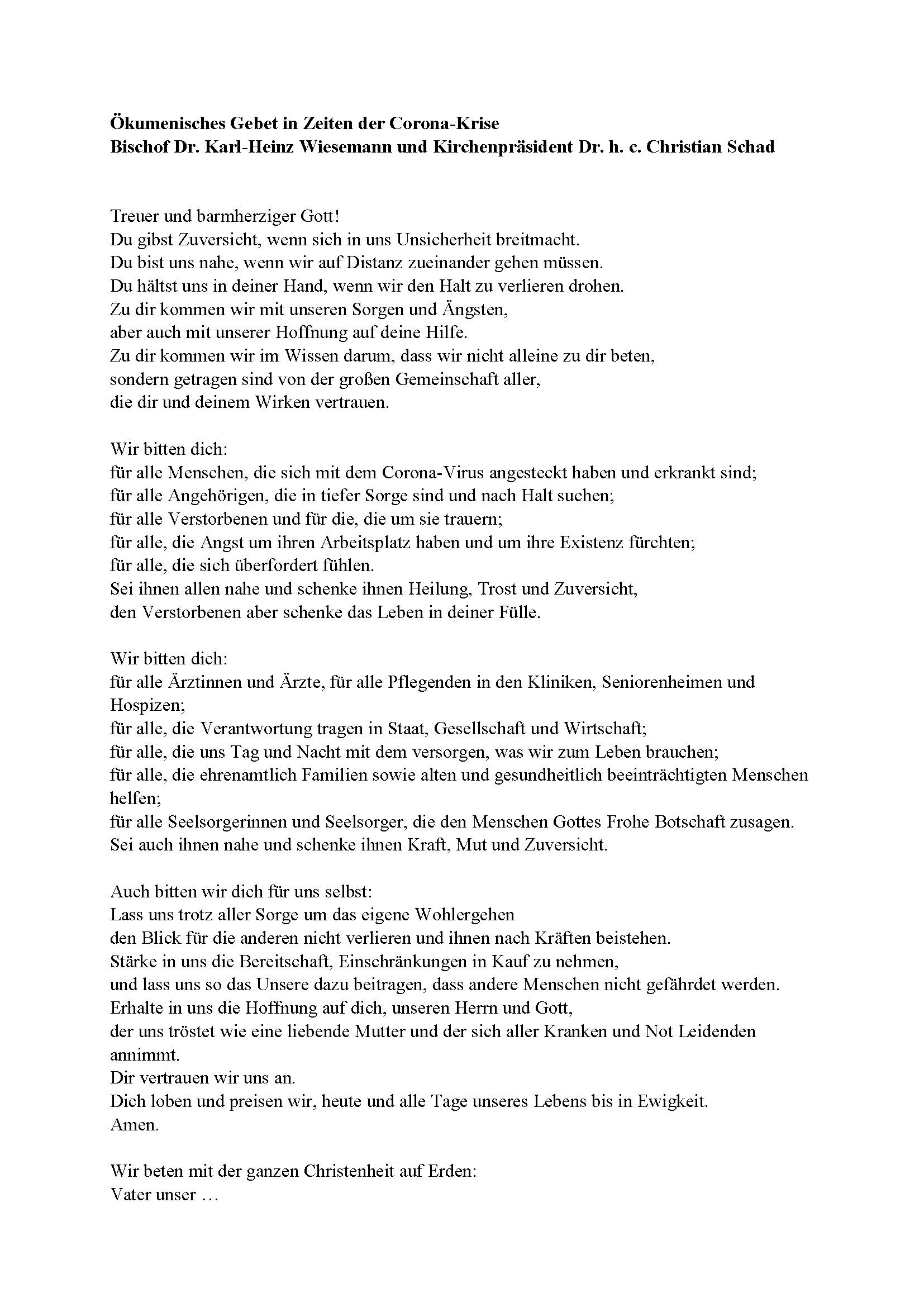 2020-03-25_Gebetstext