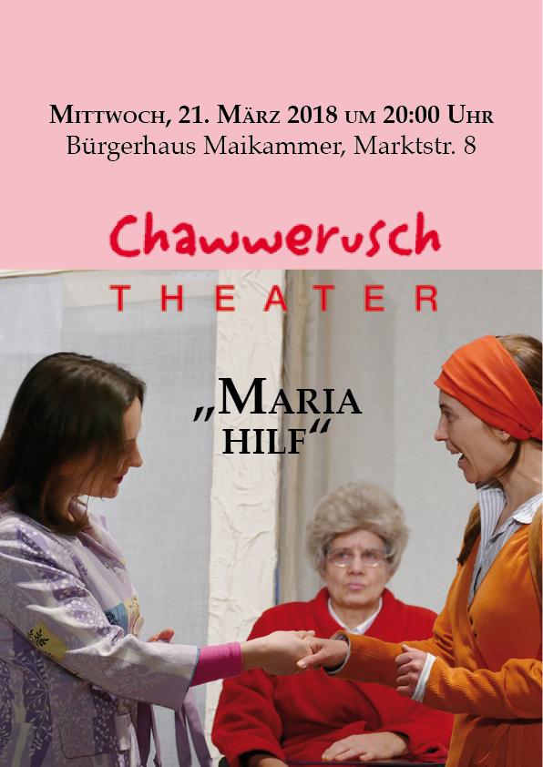 Chawwerusch-n