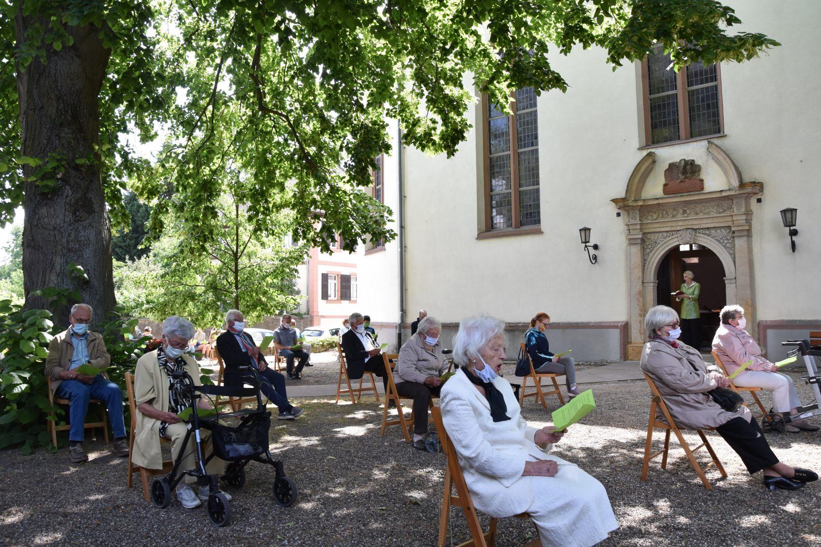 Gottesdienst zu Pfingsten 2020 – 31.05.2020