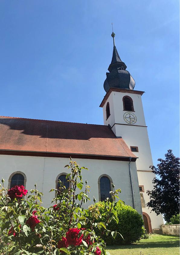 Kirche-Freisbach